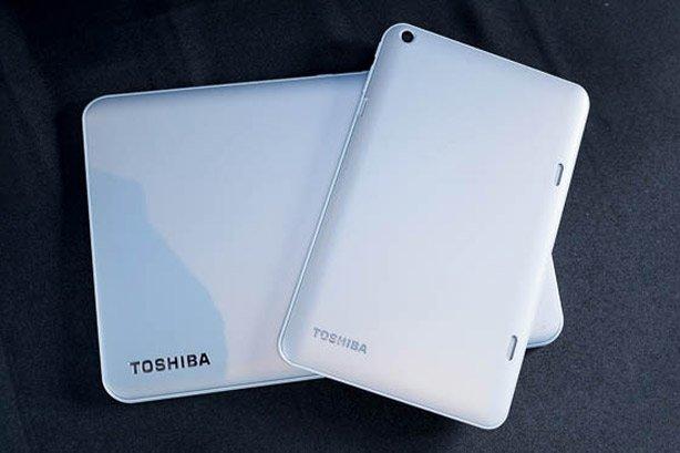 Toshiba Encore 2, czyli inny pomysł na Windowsa