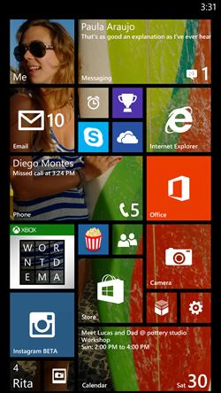 windows phone 8.1b