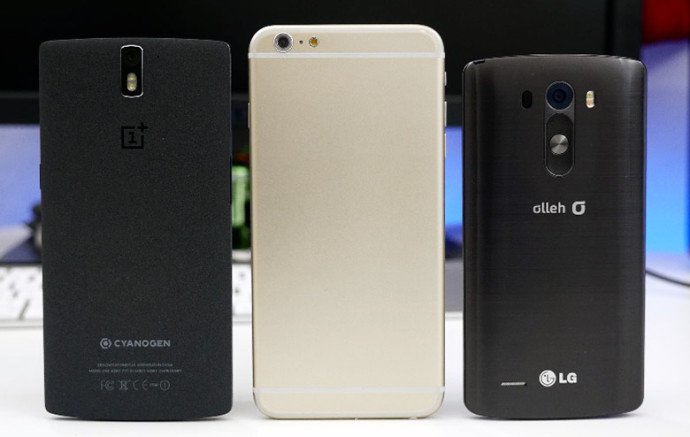 5.5-inch-iPhone-vs-LG-G3-and-OnePlus-One