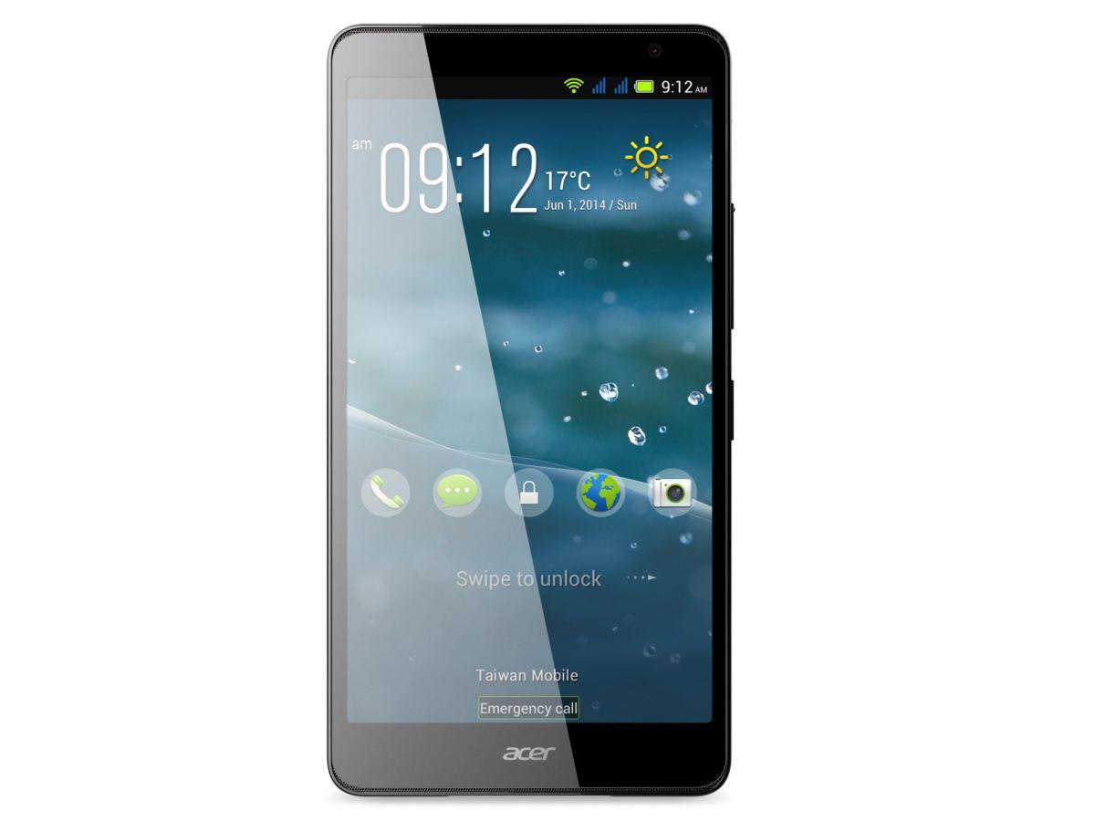 Acer na targach Computex 2014 pokazał aż 5 nowych smartfonów!