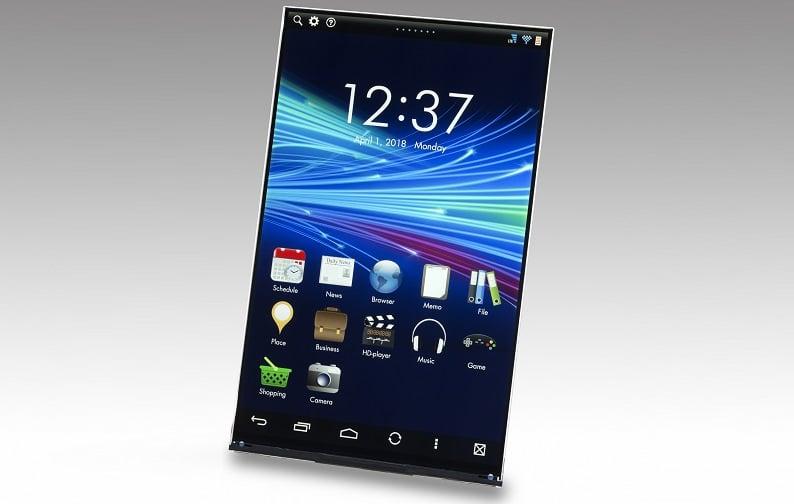 Tabletowo.pl JDI zaprezentowało 7-calowy ekran o jasności 1000 nitów Nowości Sony Tablety Technologie