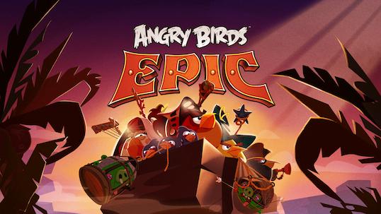 Tabletowo.pl Angry Birds Epic - Wściekłe Ptaki w krainie fantasy Gry