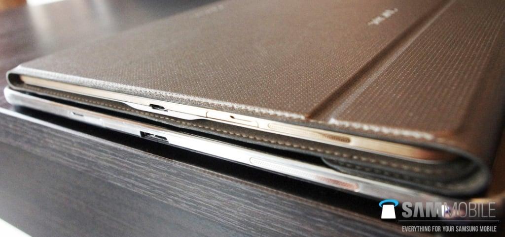 Samsung Galaxy Tab S i dedykowane etui na zdjęciach! 19