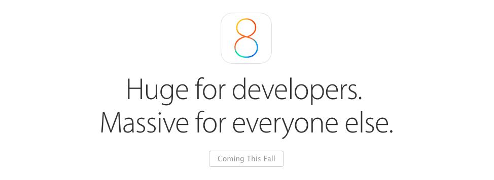 iOS 8 - systemowa rewolucja? 19
