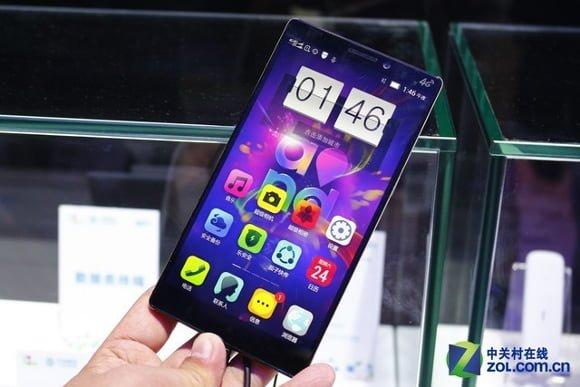Lenovo K920 to 6-calowy super smartfon z absurdalną rozdzielczością ekranu 20