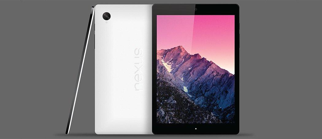 Tabletowo.pl Czy HTC Nexus 9 zostanie zaprezentowany ósmego października? Android Google HTC Plotki / Przecieki Tablety