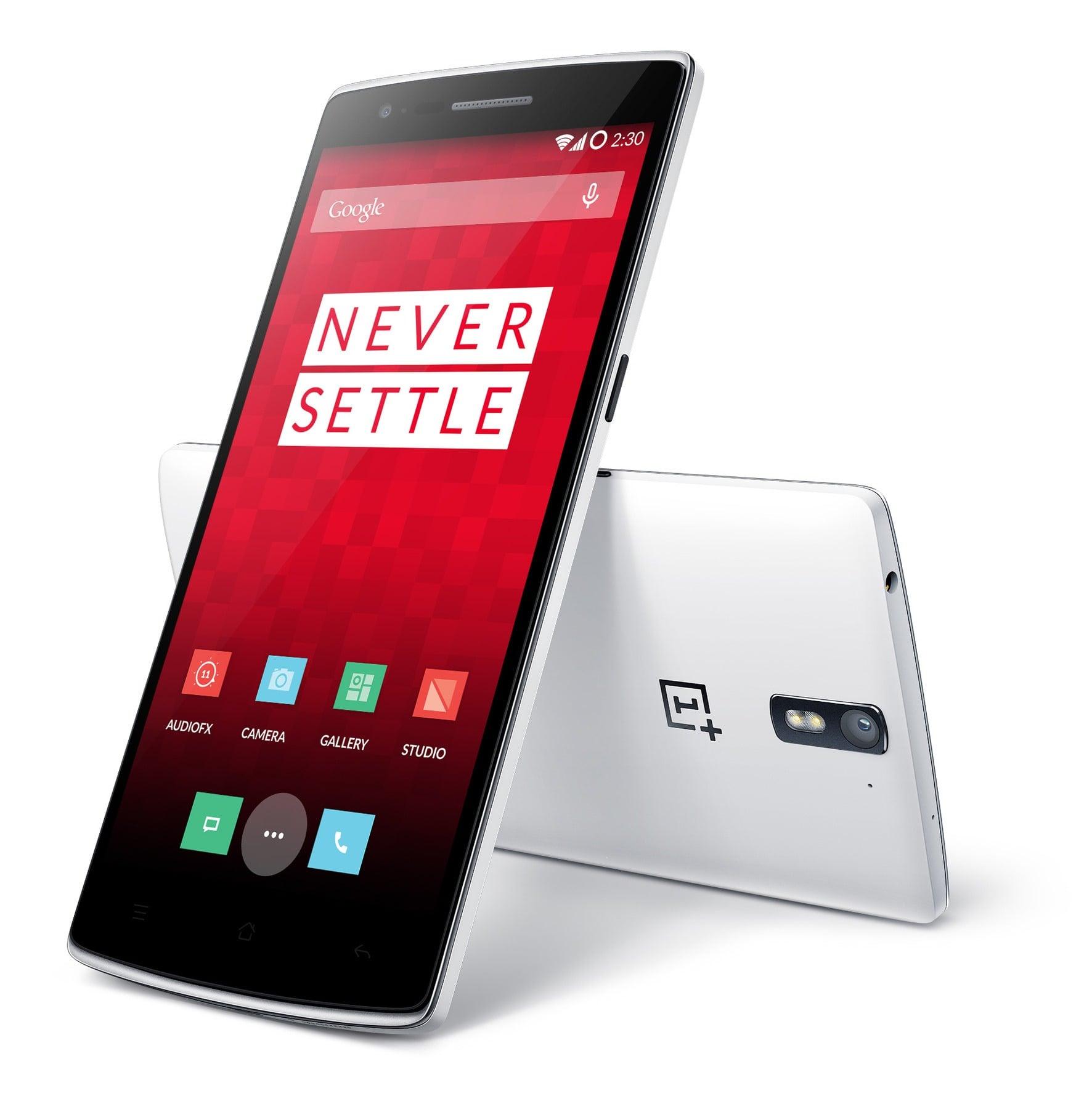 smartfon OnePlus One smartphone