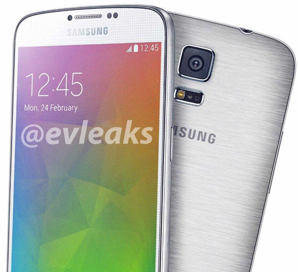 Tabletowo.pl Samsung Galaxy F, czyli S5 Prime na zdjęciach wygląda bardzo przeciętnie Android Plotki / Przecieki Samsung Smartfony