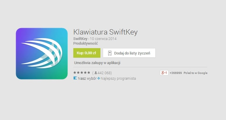 swiftkey_darmowy_0