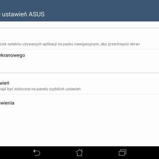 Tabletowo.pl Recenzja tabletu Asus MeMo Pad 7 ME176C z Intel Atom Z3745 i Androidem KitKat z Zen UI Asus Recenzje Tablety