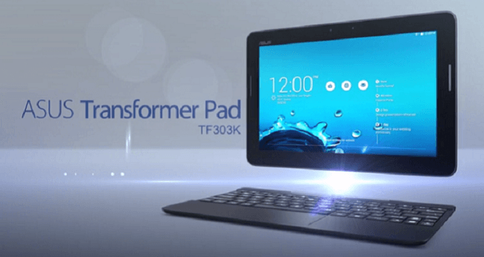 ASUS-Transformer-TF303K-wideo