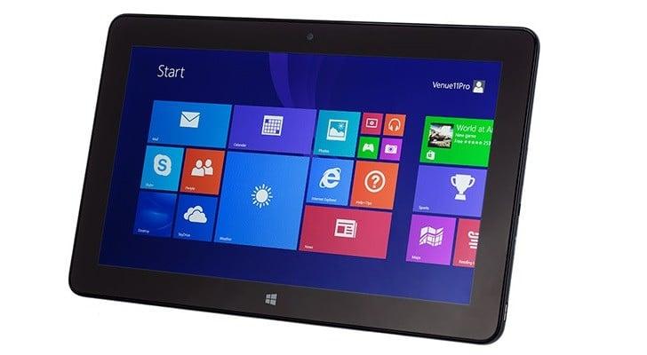 Tabletowo.pl Dell Venue 11 Pro z Intel Atom Z3795 wycofany ze sprzedaży w Niemczech Plotki / Przecieki Tablety Windows