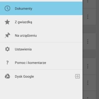 Dokumenty, Arkusze i Prezentacje Google z aktualizacją interfejsu. Jest Material Design 18