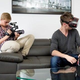 Tabletowo.pl Cmoar, wirtualna rzeczywistość z Polski szuka wsparcia na Kickstarterze Ciekawostki Nowości Technologie