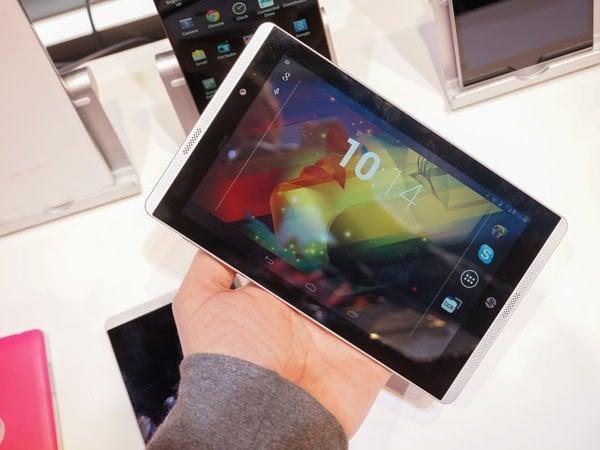 """Tabletowo.pl HP Slate 7 VoiceTab Ultra z ekranem 7"""" 1920 x 1200 pikseli i aparatem 13 Mpix HP Nowości Tablety"""