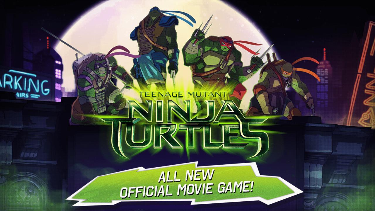 Tabletowo.pl Teenage Mutant Ninja Turtles - kreskówkowa bijatyka na iOS i Android Android Gry iOS