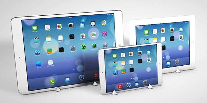 Tabletowo.pl Nowe iPady już 21 października? Apple iOS Plotki / Przecieki