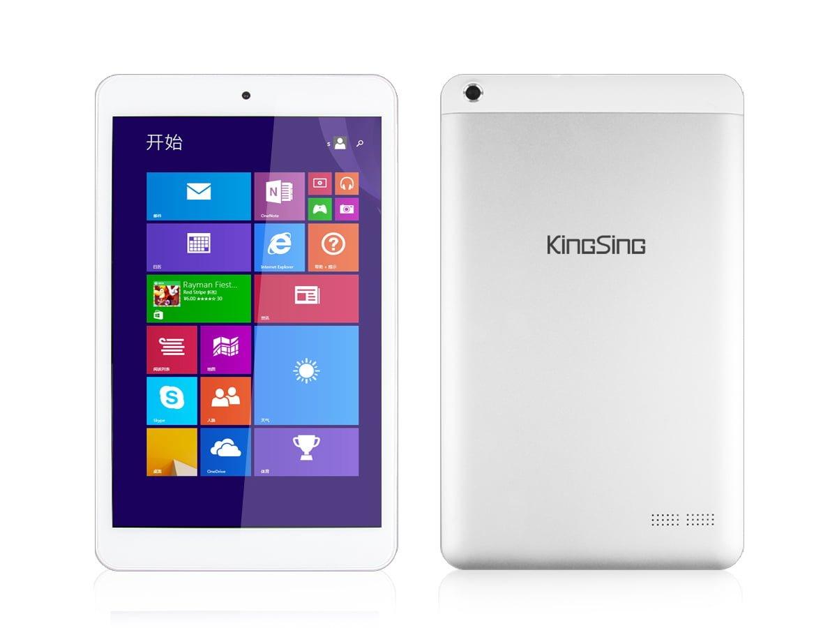 Tabletowo.pl Kingsing W8 - tablet za niespełna sto dolarów pracujący pod kontrolą Windows 8.1 Chińskie Nowości Tablety Windows