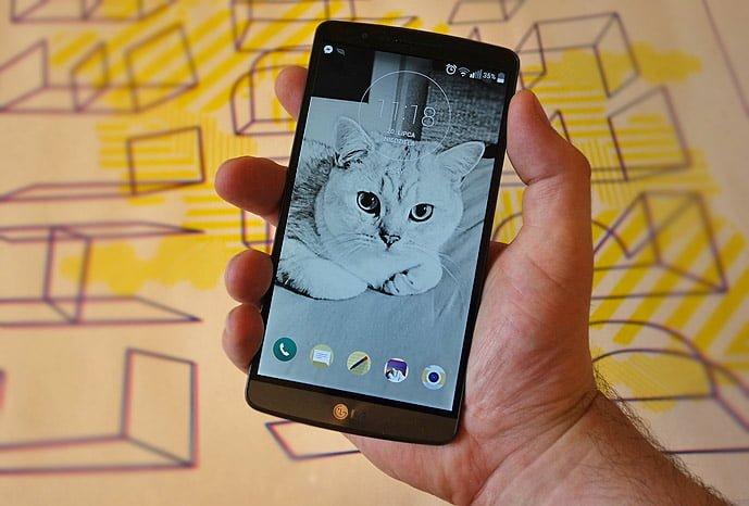 LG G3 tanieje w Europie o 10% 22