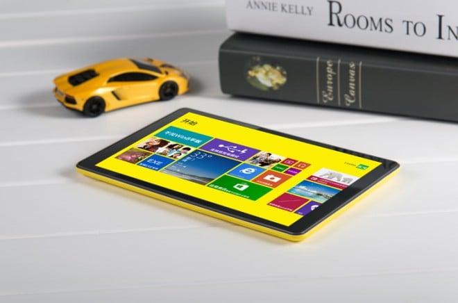Tabletowo.pl Livefan F8C to ciekawy tablet wyglądający jak Lumia Chińskie Tablety Windows