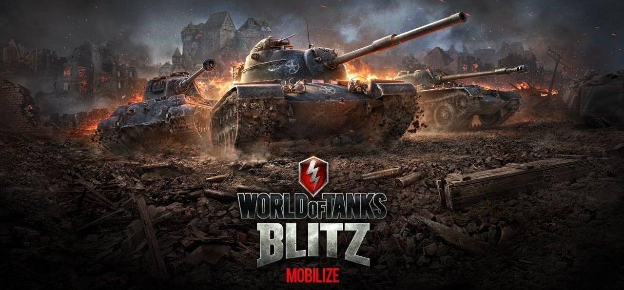 Tabletowo.pl World of Tanks Blitz - iPad rusza na wojnę Gry