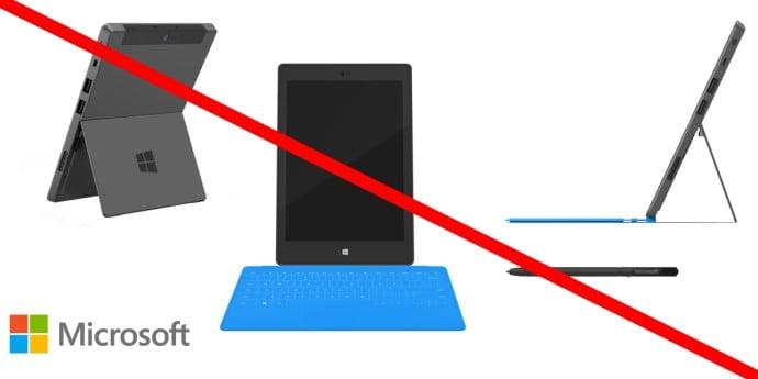 Tabletowo.pl Surface mini w rękach portalu Neowin Ciekawostki Microsoft Plotki / Przecieki