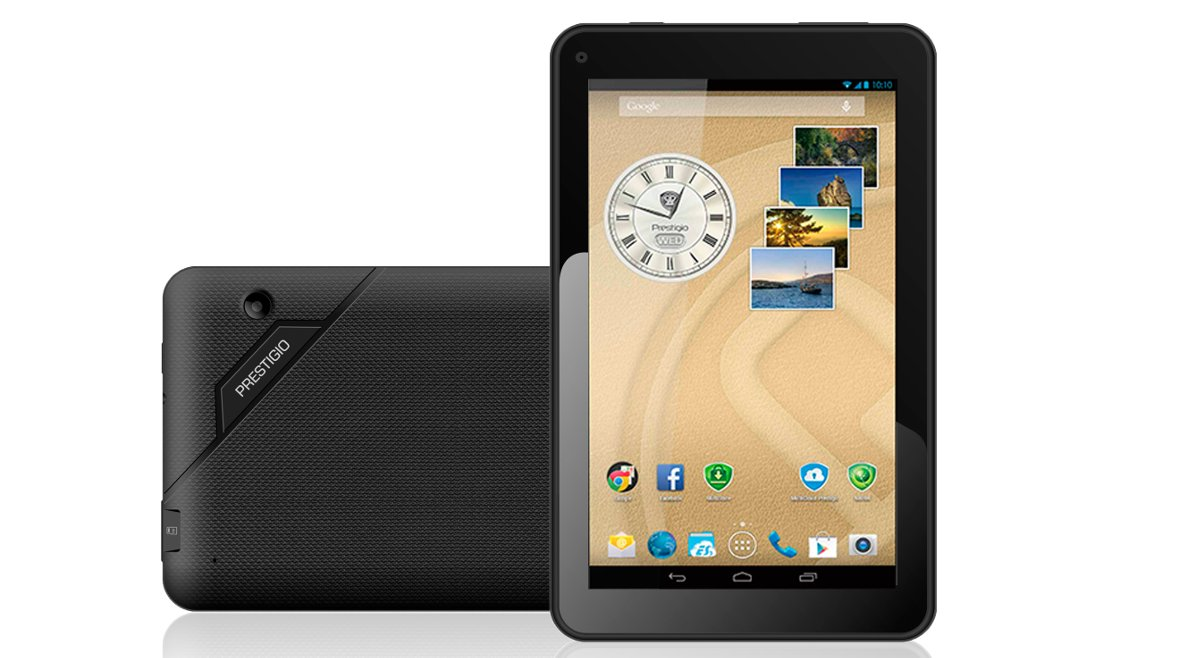 Tabletowo.pl Prestigio MultiPad Thunder 7.0i z Atomem Z2520 za 299 złotych Android Nowości Tablety