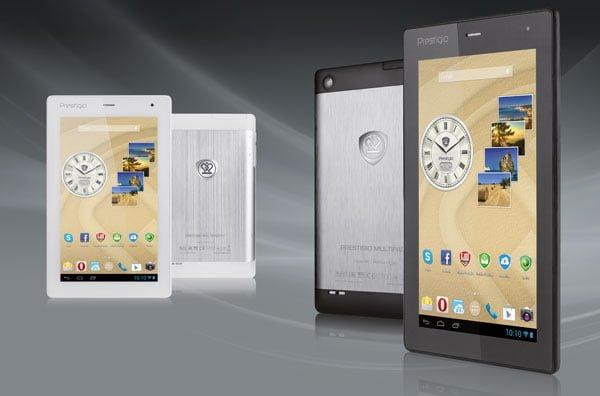 Tabletowo.pl Prestigio wprowadza na rynek MultiPad Ranger 7.0 3G - tani tablet z czterordzeniowym procesorem Android Tablety