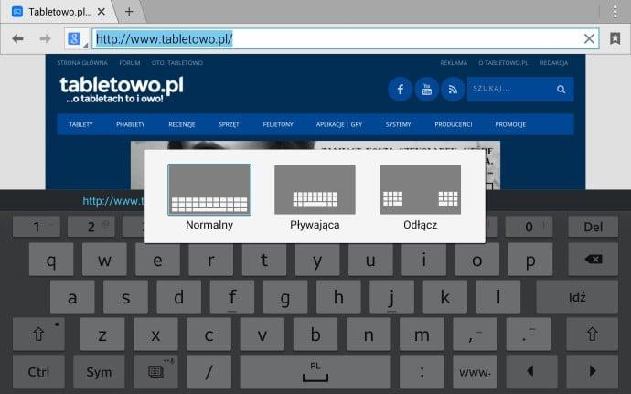 Tabletowo.pl Recenzja Samsunga Galaxy Tab S 8.4 - tablet bliski ideału? Android Nowości Recenzje Samsung Tablety