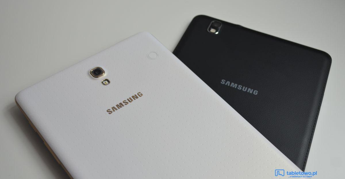 Tabletowo.pl Porównanie: Samsung Galaxy Tab S 8.4 vs Samsung Galaxy Tab Pro 8.4 Nowości Porównania Recenzje Samsung Tablety