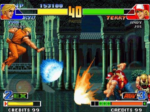 SNK Playmore świętuje 20 urodziny serii King of Fighters 19