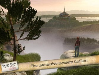 Secret Files Tunguska – kolejne Point & Click na iPada