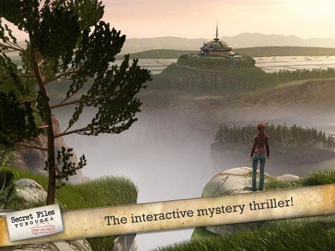 Tabletowo.pl Secret Files Tunguska - kolejne Point & Click na iPada Gry iOS