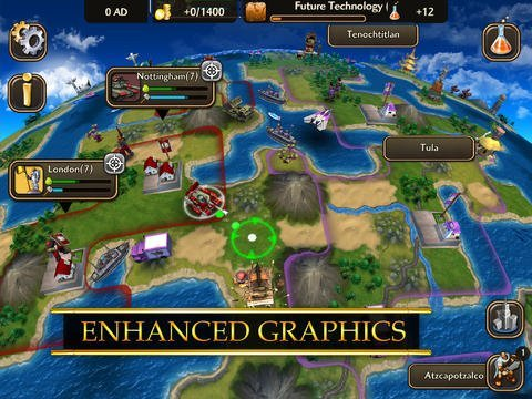 Civilization Revolution 2 już dostępne w App Store 24