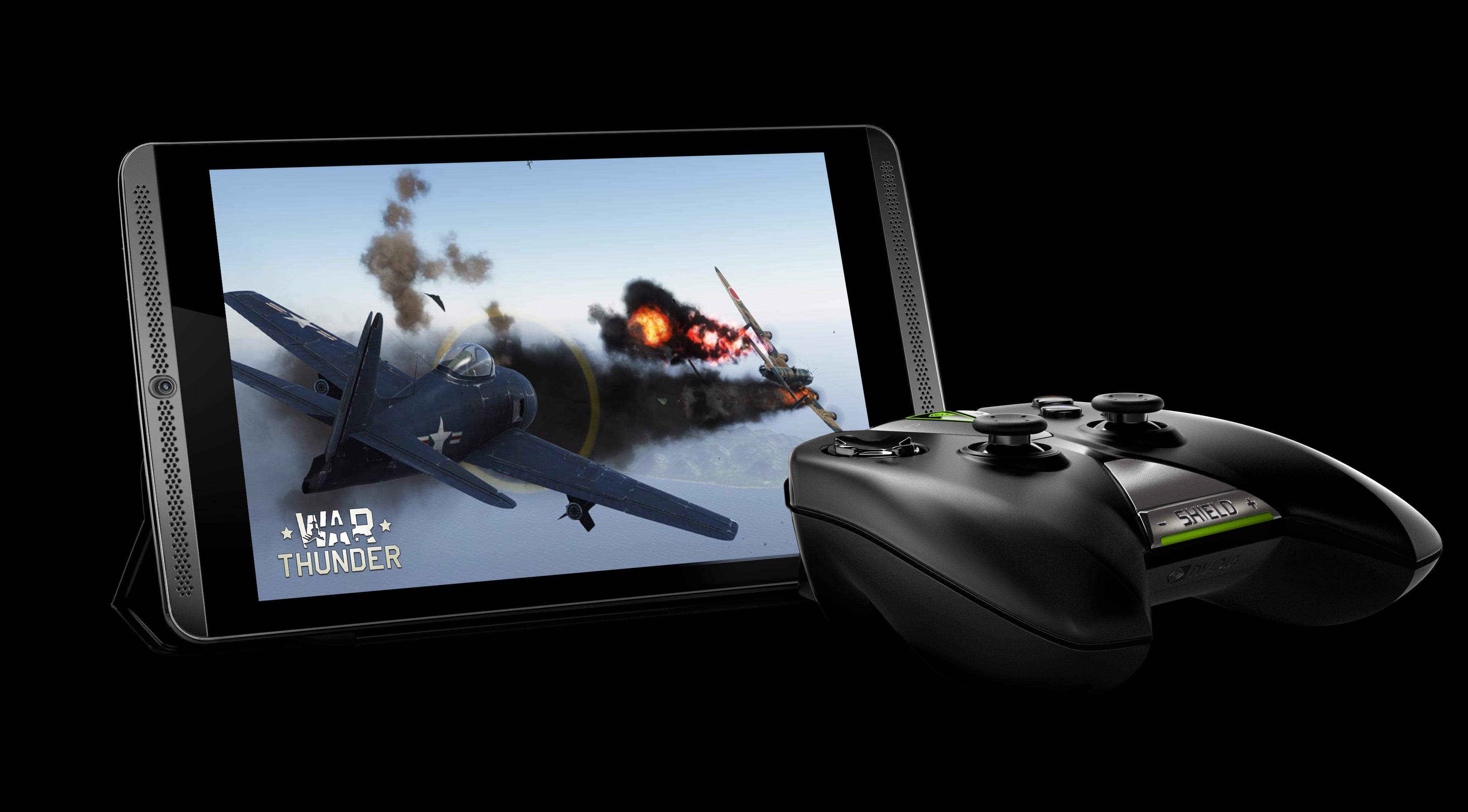 NVIDIA SHIELD Tablet - poważny tablet dla graczy. Cena? Od 1199 złotych 26