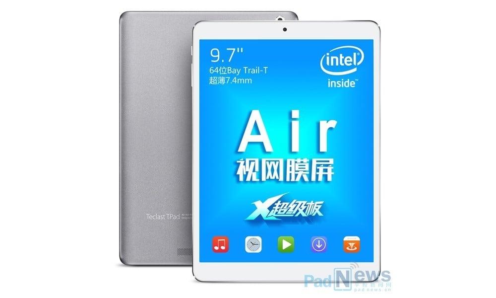 Teclast Taipower X98 Air - chiński odpowiednik iPada Air? 23