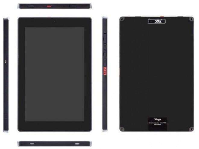 Tabletowo.pl VIA Viega to wytrzymały tablet z Androidem! Android Nowości Tablety