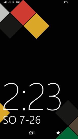 Tabletowo.pl My już mamy nowe ekrany blokady dla Windows Phone 8.1! Aplikacje Nowości Opinie Windows