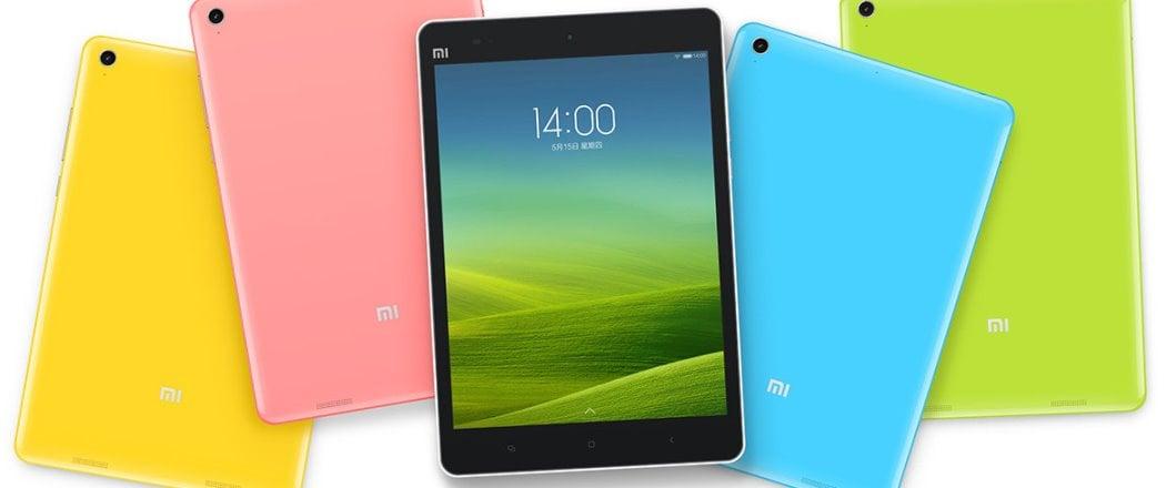 Tabletowo.pl Xiaomi Mi Pad 2 wylądował w Geekbench Android Tablety Xiaomi