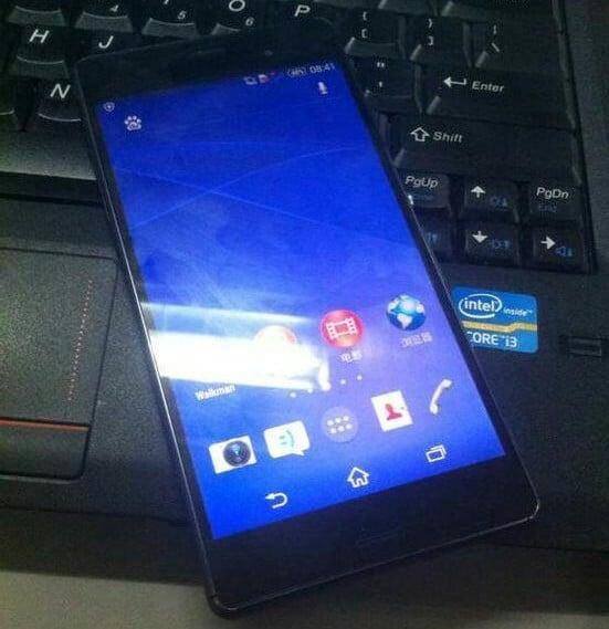 Czy tak będzie wyglądać Sony Xperia Z3? 18