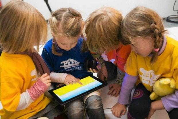 Tabletowo.pl Androidowe aplikacje na tablet dla dziecka – czy mają sens? Android Aplikacje Nowości