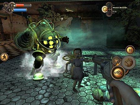 2K Games zapowiada Bioshock na iPada 24