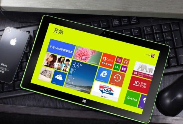 Tabletowo.pl Livefan F3S - znamy pełną specyfikację chińskiego tabletu z Windows 8.1 Chińskie Nowości Windows