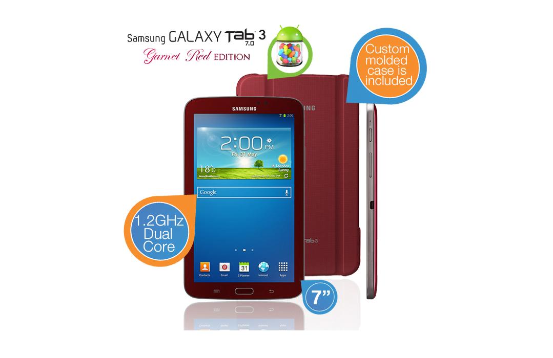 Odnowiony Galaxy Tab 3 7.0 za 450 złotych na iBood 17