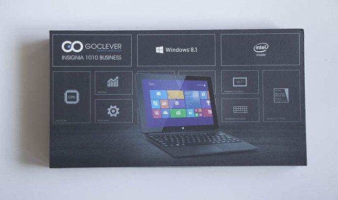 Tabletowo.pl Recenzja tabletu GOCLEVER INSIGNIA 1010 BUSINESS GOCLEVER Recenzje Tablety Windows