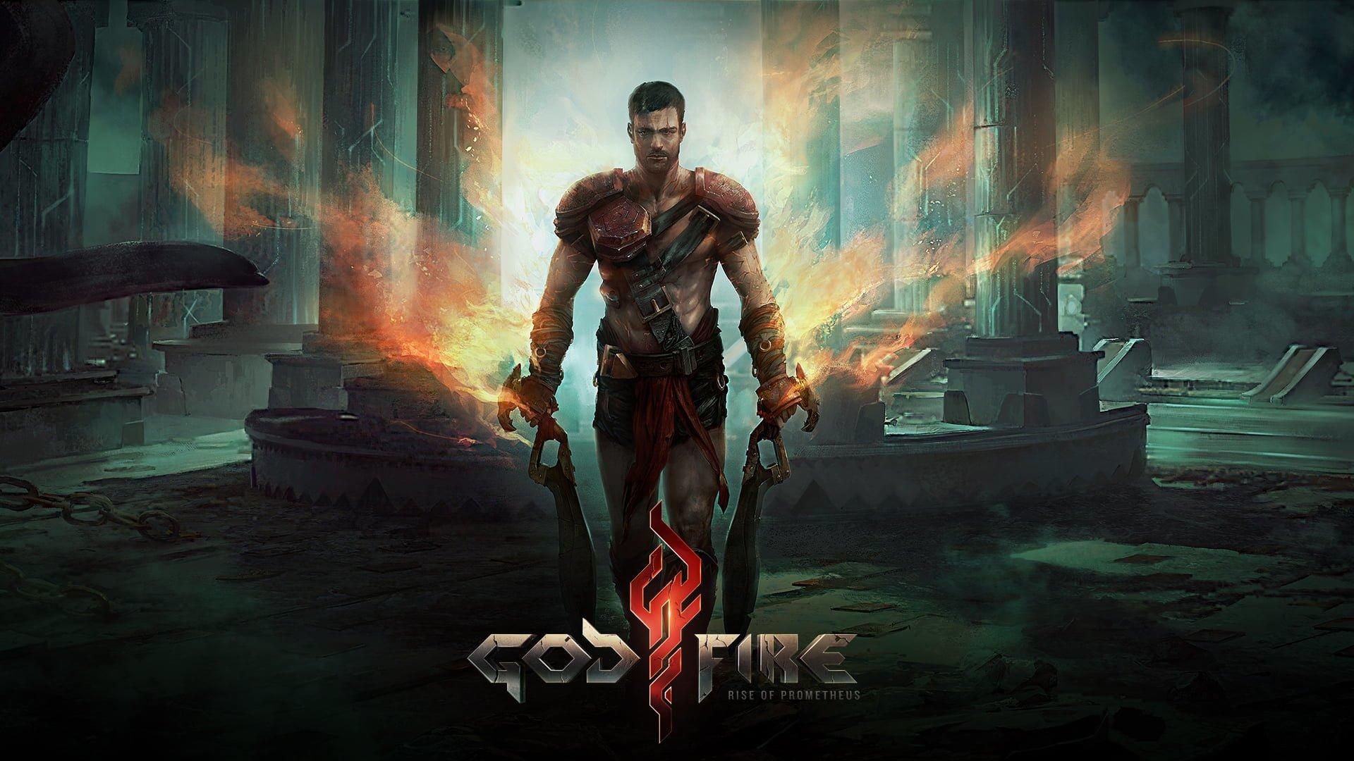 Tabletowo.pl Godfire: Rise of Prometheus - solidny slasher na iPada Gry iOS