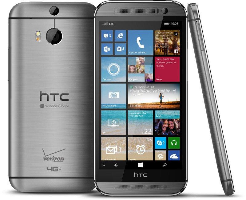 Tabletowo.pl HTC One M8 z Windows Phone 8 oficjalnie! HTC Nowości Smartfony Windows