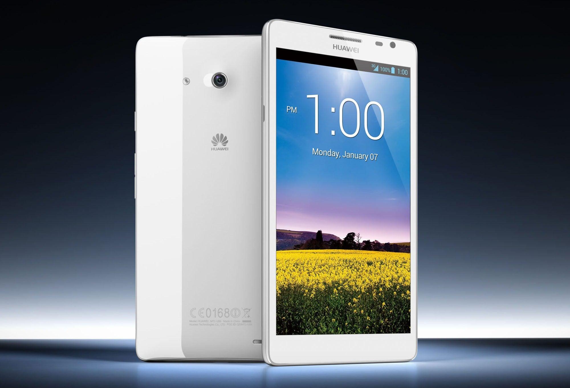 Huawei Ascend Mate 3 - 6 cali, start we wrześniu 19