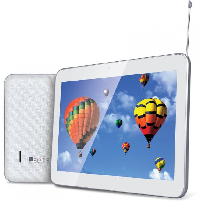Tabletowo.pl iBall Slide 3G 1026-Q18 to 10-calowiec z 3G za 214 dolarów Android Nowości Tablety
