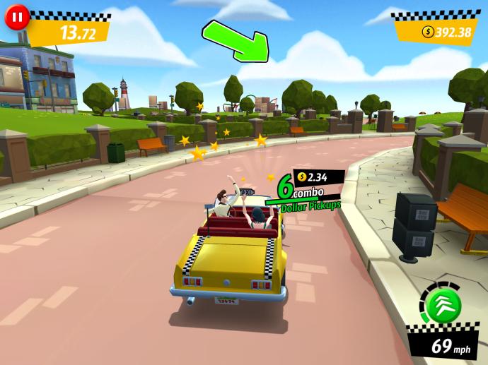 Tabletowo.pl Crazy Taxi: City Rush - czyli jak zepsuć dobrą markę Android Gry iOS Nowości